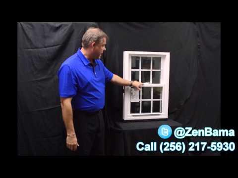 ZenWindowsAlabama.com | Nirvana Replacement Window Huntsville AL 256-585-5033
