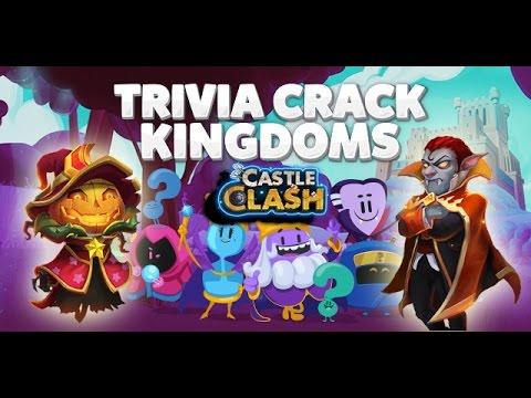 QUIZ DI CASTLE CLASH SU TRIVIA! QUANTE NE SAPRO'? - #71 Castle Clash Ita