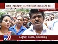 Actor Jaggesh & Parimala Jaggesh Helps Kodagu Flood Victims With Their Contributions At Tv9 Office