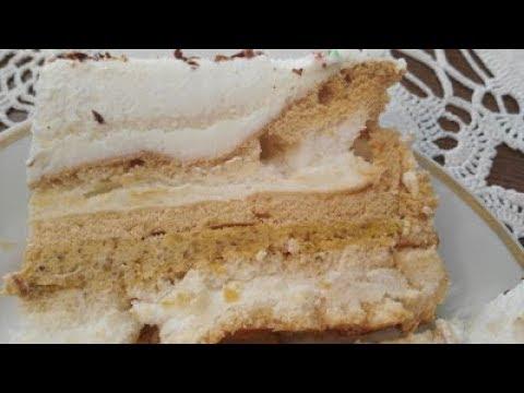 Bakina kuhinja - puslica kraljica torti