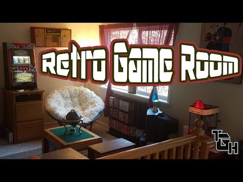 Game Room Tour! Summer 2018 Update