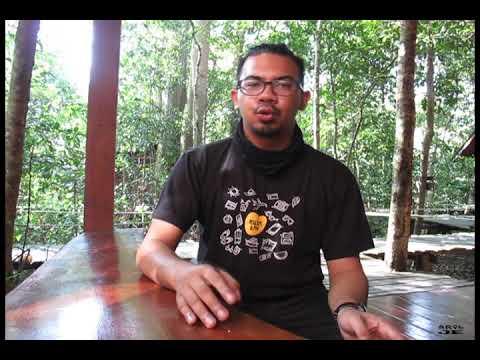 Bond With Nature At Borneo Natural Sukau Bilit Resort.