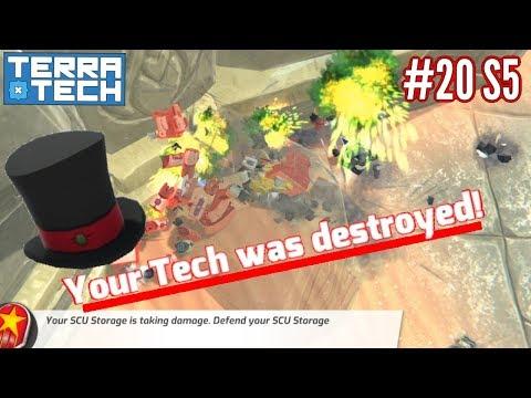 Destructive Bugs & Hat Huntin'! | Terratech | #20 S5
