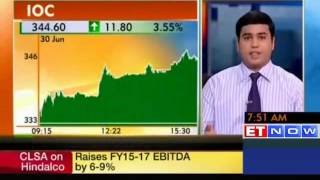 Stocks in news: IOC, L&T Fin, Aban Offshore