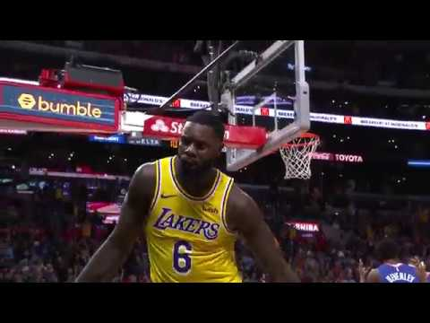 Lance Stephenson CLUTCH And-1 Play | Lakers vs Clippers - January 31, 2019