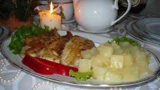 Жареная рыба, или послесловие о Карпе Савельевиче