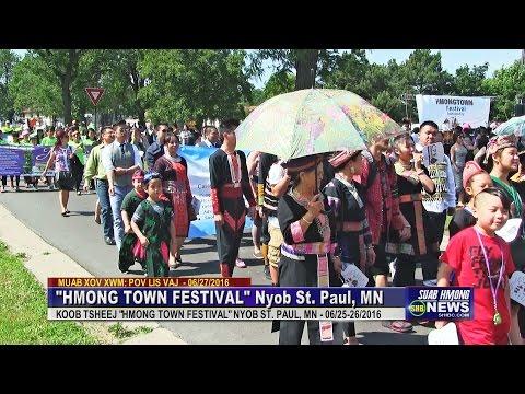 SUAB HMONG NEWS:  Hmong Town lub koob tsheej