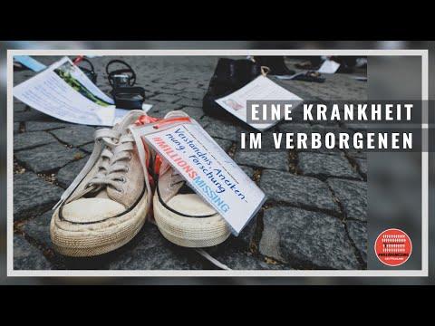 Eine Krankheit Im Verborgenen |#MillionsMissing Deutschland