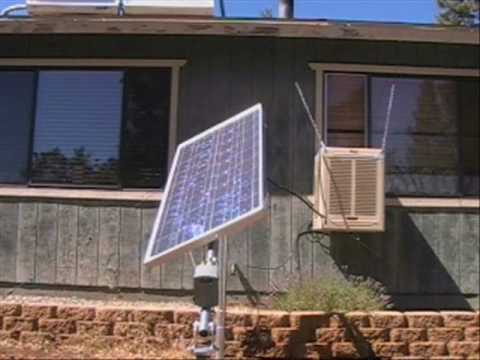 Solar Tracker - Solar Tracking Using Time