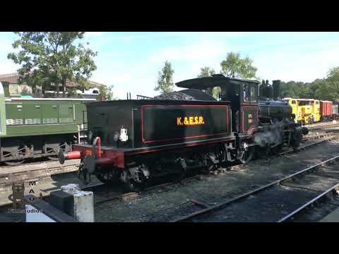 2017-08, 14-16 Kent + East Sussex Railway.mp4