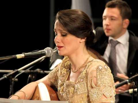 Musique Andalouse - Lila Borsali : M�r Qad Gharrad El Yamam