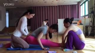茜曼国际瑜伽常规教练班课堂《竖劈拉筋》张倩倩—在线播放—优酷网,视频高清在线观看