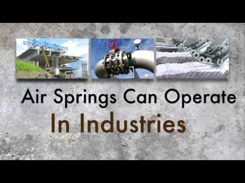 Air Springs - Air Bellows - Bellows Cylinders - Bellows Actuator