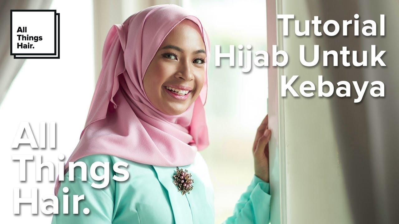 26 Inspirasi Dan Tutorial Gaya Hijab Hari Raya Untuk Rayakan Lebaran