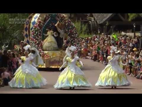 Festival of Fantasy Parade HD