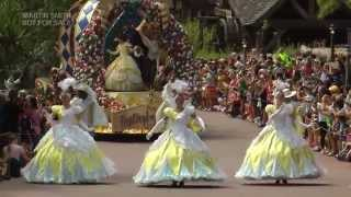 Festival of Fantasy Parade HD