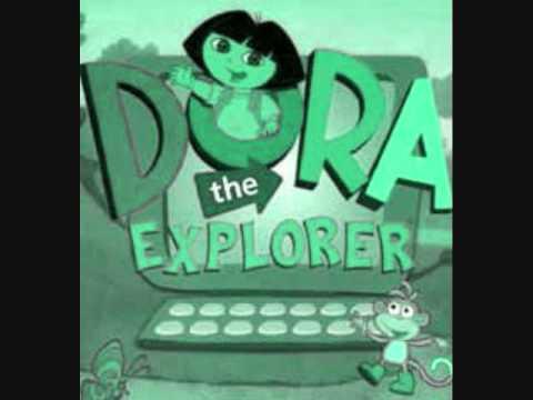 Dora the Explorer theme song(remix)