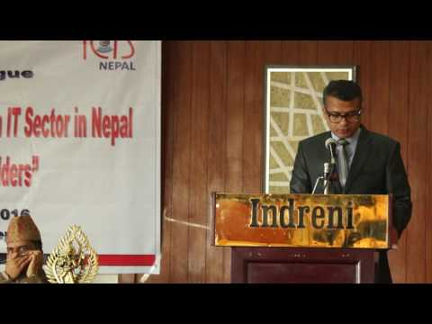 Protecting Decent Employment in IT Sector Nepal, Khusal Regmi