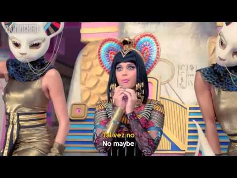 Katy Perry ~ Dark Horse ft. Juicy J (Lyrics Sub. Spanish/Español) [HD] Official Video