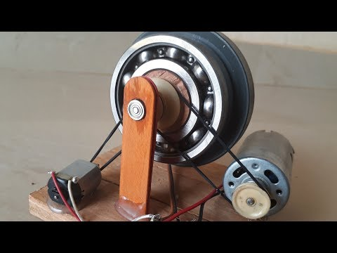 Free Energy Device in Balancing of Rotating Mass