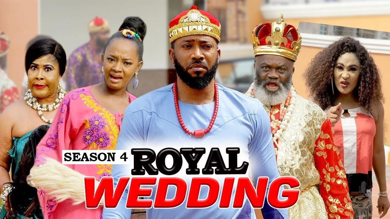Download ROYAL WEDDING (SEASON 4) - 2020 LATEST NIGERIAN NOLLYWOOD MOVIES