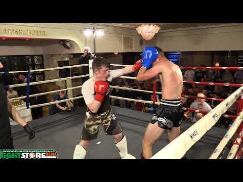 Joseph Burke vs Gerry King - Relentless Fighting Championships