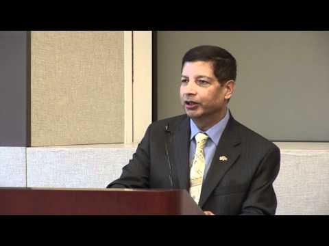 Nepal Ambassador at CSULB