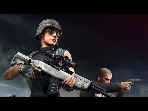 CHICKEN HUNTER \\ PlayerUnknown Battlegrounds \\ PUBG LIVE Gameplay