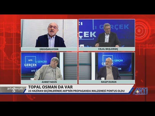Artı Gerçek - Bölüm 2 - Celal Başlangıç - Ahmet Nesin - Ragıp Duran - 7 Haziran 2019