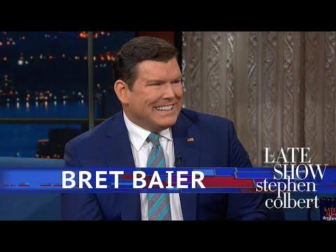 Bret Baier: 'Everybody's Okay! Wear Your Seatbelt!'