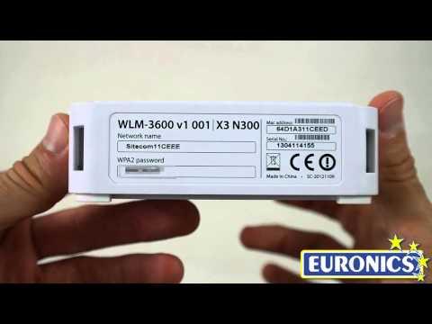 SITECOM WLM-2500 V1-001 MODEM ROUTER DRIVERS DOWNLOAD
