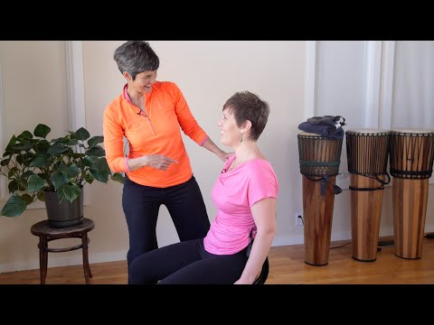 [KnitFreedom] 5 Ways To Relieve Knitting Back, Shoulder, and Neck Pain – Demo by Esther Gokhale