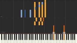 Home on the Range - Piano tutorial