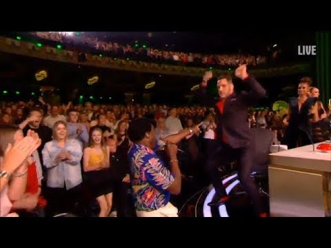 Donchez's Wiggle and Wine Take The Stage Semi-Finals Britain's Got Talent