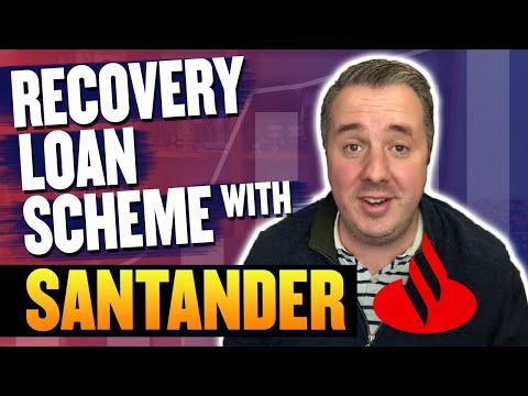 Applying For A Recovery Loan Scheme With Santander
