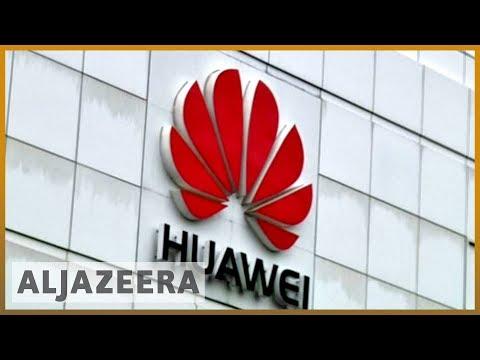 🇺🇸 🇨🇳 Trump executive order enables ban on Huawei telecom gear | Al Jazeera English