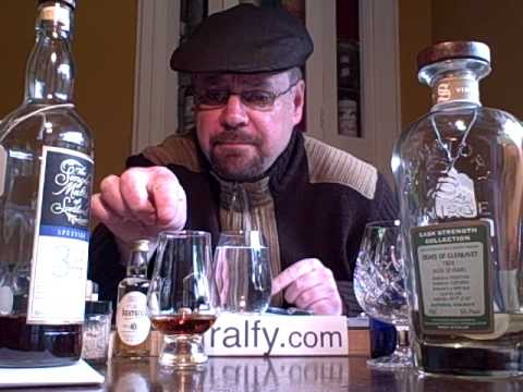 whisky review 44 - Advice on drinking old whiskies