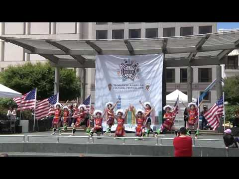 Stage Program-Fremont Taiwan School PM at Taiwanese American Cultural Festival 台灣文化節2016 SF