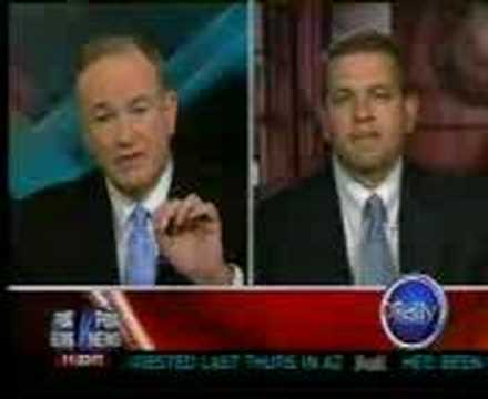 Michael Berry on O'Reilly Factor