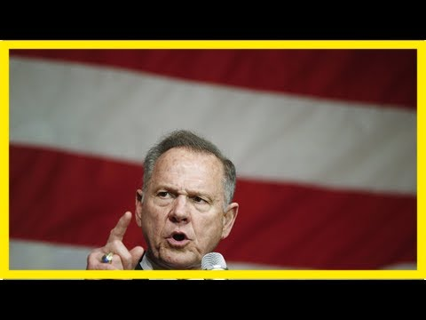 Roy moore accuser alters story, admits to adding to yearbook signing