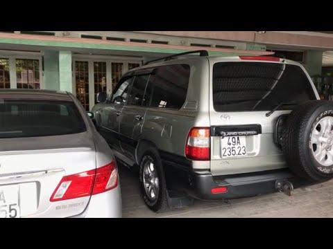 Land Cruiser 2007 té xỉu vì dàn gầm quá đẹp và xe zin đến từng chi tiết Khanh Camry LH 0988243838