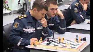 Сеанс Анны Ушениной для МЧС