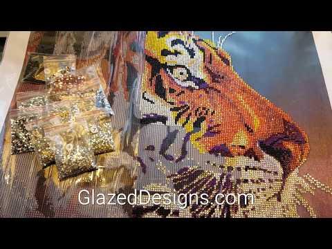 DIY Diamond Painting Kit
