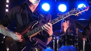 junXion - Luminol (by Steven Wilson)