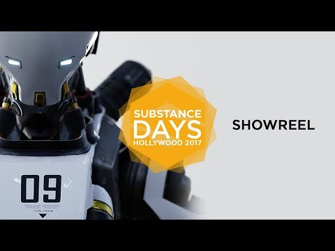 Substance Days 2017 - Showreel