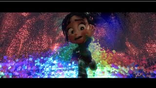 Wreck it Ralph clip: Why Vanellope Cannot Race