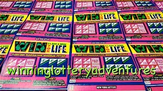 Win $1,000 A Week For Life NY lottery part #3