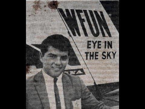 WFUN, South Miami - Fall, 1966 - Bob Mayer Eye In The Sky Traffic