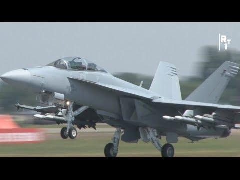 RIAT - Massive Fighters (chapitres) [Full HD]