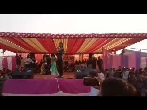 Khesarilal Yadav new Stage Show Song on Saniya Mirza,